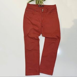 Levis Mid Rise Skinny Jeans Size 10M